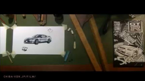 日産GT-Rプロモーション映像
