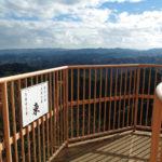 千葉県の大福山展望台