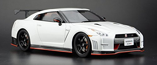 FRONTIART 1/18 GT-R nismo N'attack package (白)