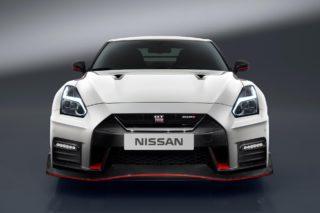 日産 GT-R NISMOの2017年モデルの画像