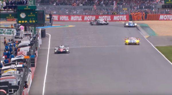 ル・マン24時間レース トヨタ失速