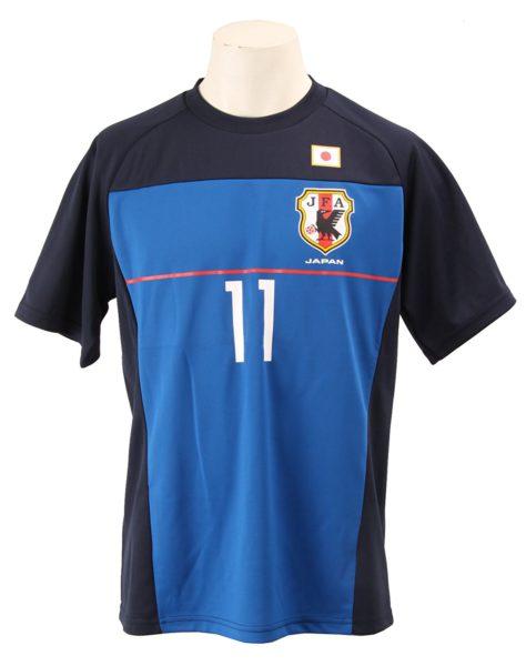 日本代表 コンフィットTシャツ 宇佐美貴史 11